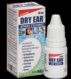 INTERMED Dry Ear, Ωτικές Σταγόνες - 10ml