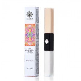 GARDEN Eye Brightening Creamy Concealer- Νο10 Ivory - 5+5ml