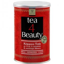 SAMCOS Tea4 Beauty Κόκκινο Τσάι  Αδυνατίσματος με CLA - 200gr