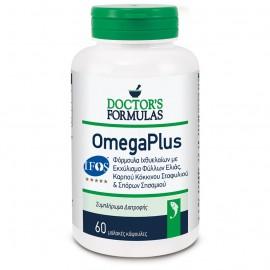 DOCTOR'S FORMULAS OmegaPlus - 60caps