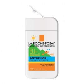 LA ROCHE POSAY Anthelios DermoPediatrics SPF50+, Αντηλιακό για Παιδιά - Pocket 30ml