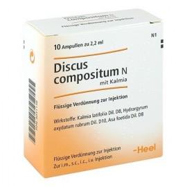 HEEL Discus Comp 10Amps