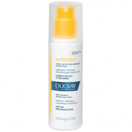 DUCRAY Nutricerat Antidessechment Σπρέι Κατά της Ξηρότητας για Αφυδατωμένα Μαλλιά με Αντηλιακό Φίλτρο 75ml