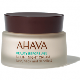 AHAVA Uplift Night Cream Κρέμα που Παρέχει Ανάπλαση και Φροντίδα κατά την Διάρκεια της Νύχτας 50ml