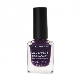 KORRES Gel Effect Violet Garden No75 11ml
