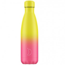 CHILLY'S BOTTLES Μπουκάλι- Θερμός Neon Gradient Edition - 500ml