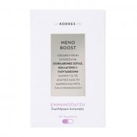 KORRES Meno-Boost Συμπλήρωμα Διατροφής για την Εμμηνόπαυση 30tabs