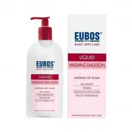 EUBOS Liquid Red Υγρό Καθαρισμού 400ml