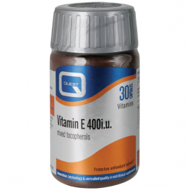 QUEST Vitamin E 400IU 30Caps