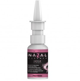 FREZYDERM Nazal Cleaner Homeo, Αποσυμφορητικό Συμβατό με Ομοιοπαθητική - 30ml