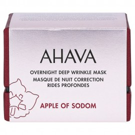 AHAVA Apple of Sodom, Overnight Deep Wrinkle Mask - 50ml
