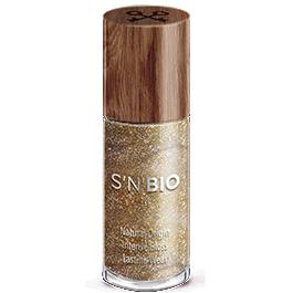 S'N' BIO Βιολογικό Βερνίκι Νυχιών EARTH - GOLD 8ml