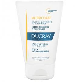 DUCRAY Emulsion Ultra Nutritive Nutricerat Προστατευτικό Γαλάκτωμα για Ξηρά Μαλλιά 100ml
