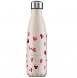 CHILLY'S BOTTLES Μπουκάλι- Θερμός Emma Bridgewater Pink Hearts - 500ml