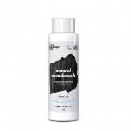 THE HUMBLE CO Natural Mouthwash, Στοματικό Διάλυμα με Ενεργό Άνθρακα - 500ml