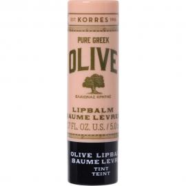 KORRES Pure Greek Olive Lip Balm με Χρώμα 5ml