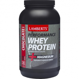 LAMBERTS Whey Protein Chocolate 1kgr