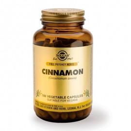 SOLGAR Cinnamon 500mg  - 100veg.caps