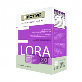 F ECTIVE Lactotonic Flora 20tabs