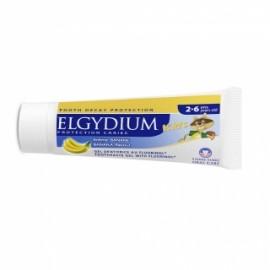 ELGYDIUM Kids Οδοντόκρεμα Μπανάνα 2-6 ετών 50ml