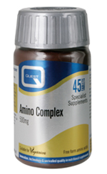 QUEST Amino Complex 500mg 45Caps