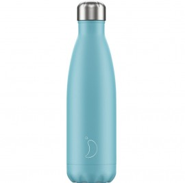 CHILLY'S BOTTLES Μπουκάλι- Θερμός, Pastel Blue - 500ml