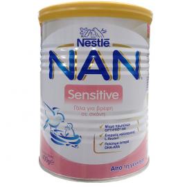 NESTLE  Nan Sensitive Βρεφικό Γάλα