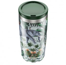 CHILLY'S BOTTLES Coffee Cup, Κούπα- Θερμός, Tropical Elephant - 500ml