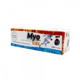 HEALTH MEDICALS Myo Cel, Νανοτεχνολογικό Gel - 100ml