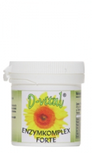 METAPHARM D-Vital Enzymokomplex Forte 30caps