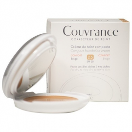 AVENE Couvrance Compact Confort 2.5 Beige SPF30 10gr