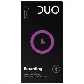 DUO Retarding (επιβραδυντικό) 6τεμ