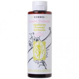 KORRES Αφρόλουτρο Lemon Tuberose - 250ml