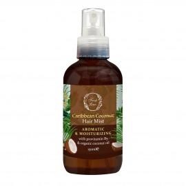 FRESH LINE Hair Body Mist, Αρωματικό Spray Μαλλιών,  Καρύδα Καραϊβικής - 150ml