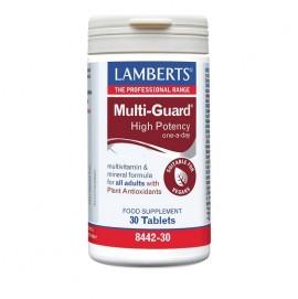 LAMBERTS Multi Guard-One Daily 30tabs