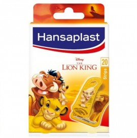 HANSAPLAST Kids, Επιθέματα για Παιδιά- Lion King - 20τμχ