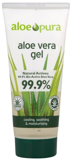 OPTIMA ALOE VERA GEL 200ML