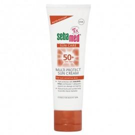 SEBAMED Sun Cream SPF50+, Αντηλιακή Κρέμα - 75ml