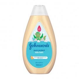 JOHNSON'S Kids Pure Protect, Παιδικό Αφρόλουτρο - 500ml