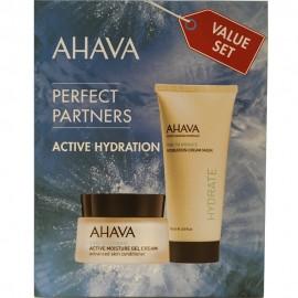 AHAVA Perfect Partners Active Hydration Value Set