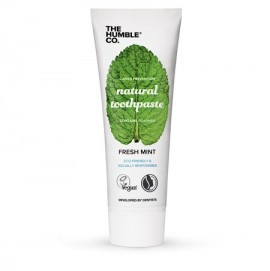 THE HUMBLE CO Natural Toothpaste Mint, Φυσική Οδοντόκρεμα Μέντα - 75ml