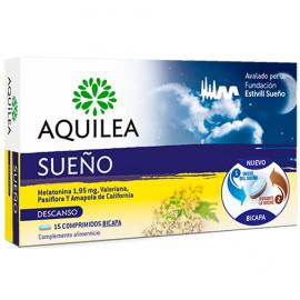 AQUILEA Sueno Συμπλήρωμα Διατροφής για Άγχος- Ύπνος - Νευρικό Σύστημα 30caps