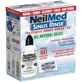 NEILMED The Original Sinus Rinse kit + 60 φακελάκια