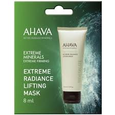AHAVA Extreme Radiance Lifting Mask 8ml