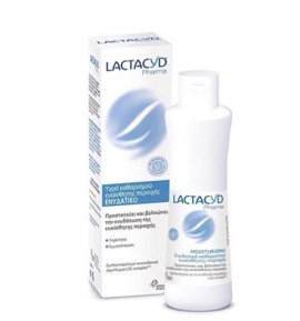 LACTACYD Pharma Intimate Wash Moisturizing - 250ml