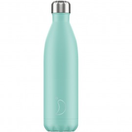 CHILLY'S BOTTLES Μπουκάλι- Θερμός, Pastel Green - 750ml