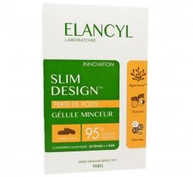 ELANCYL Slim Design Gélule Minceur, Συμπλήρωμα Αδυνατίσματος - 60κάψ.
