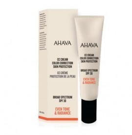 AHAVA CC Cream Skin Protection SPF30, Κρέμα Διόρθωσης Χρώματος - 30ml