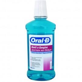 ORAL B Στοματικό Διάλυμα για Δόντια και Ούλα - 500ml