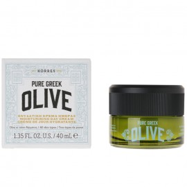 KORRES Pure Greek Olive Ενυδατική Κρέμα Ημέρας 40ml